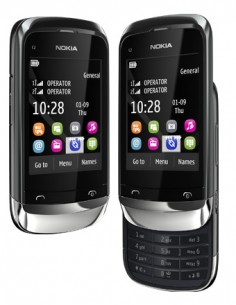 Nokia C2-06 Touch and Type صورة