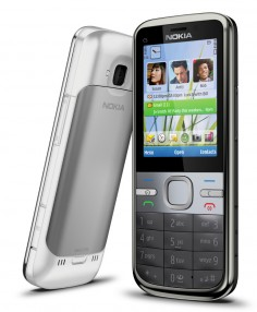 Nokia C5 5MP photo