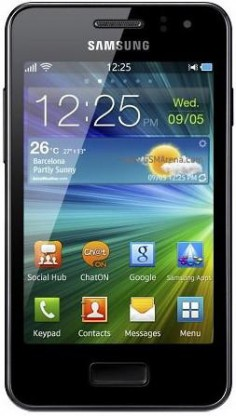 Samsung Wave M S7250 photo
