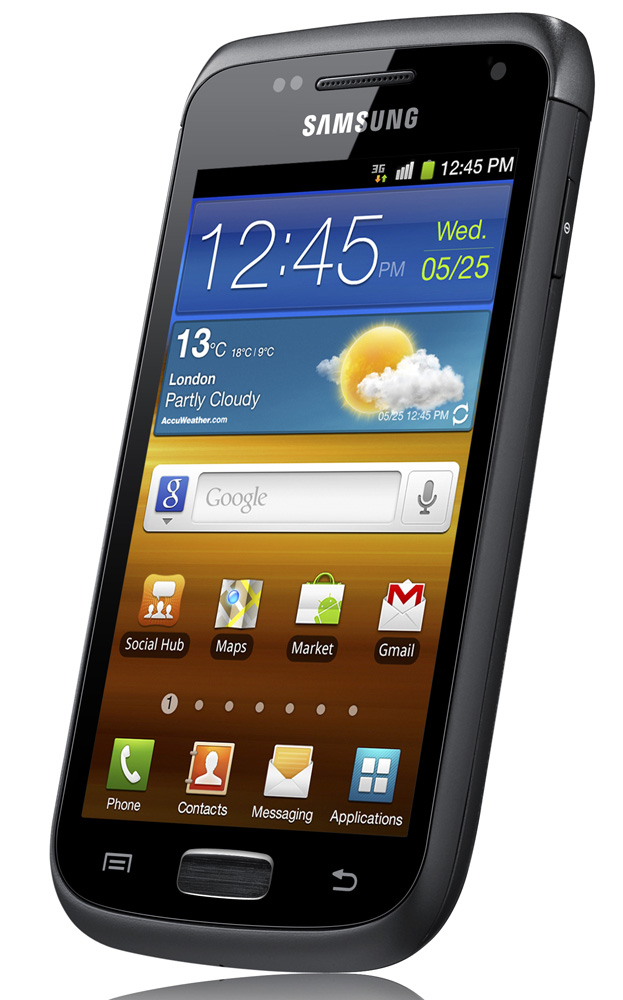 Samsung galaxy w i8150 specs and price phonegg for Galactic wonder
