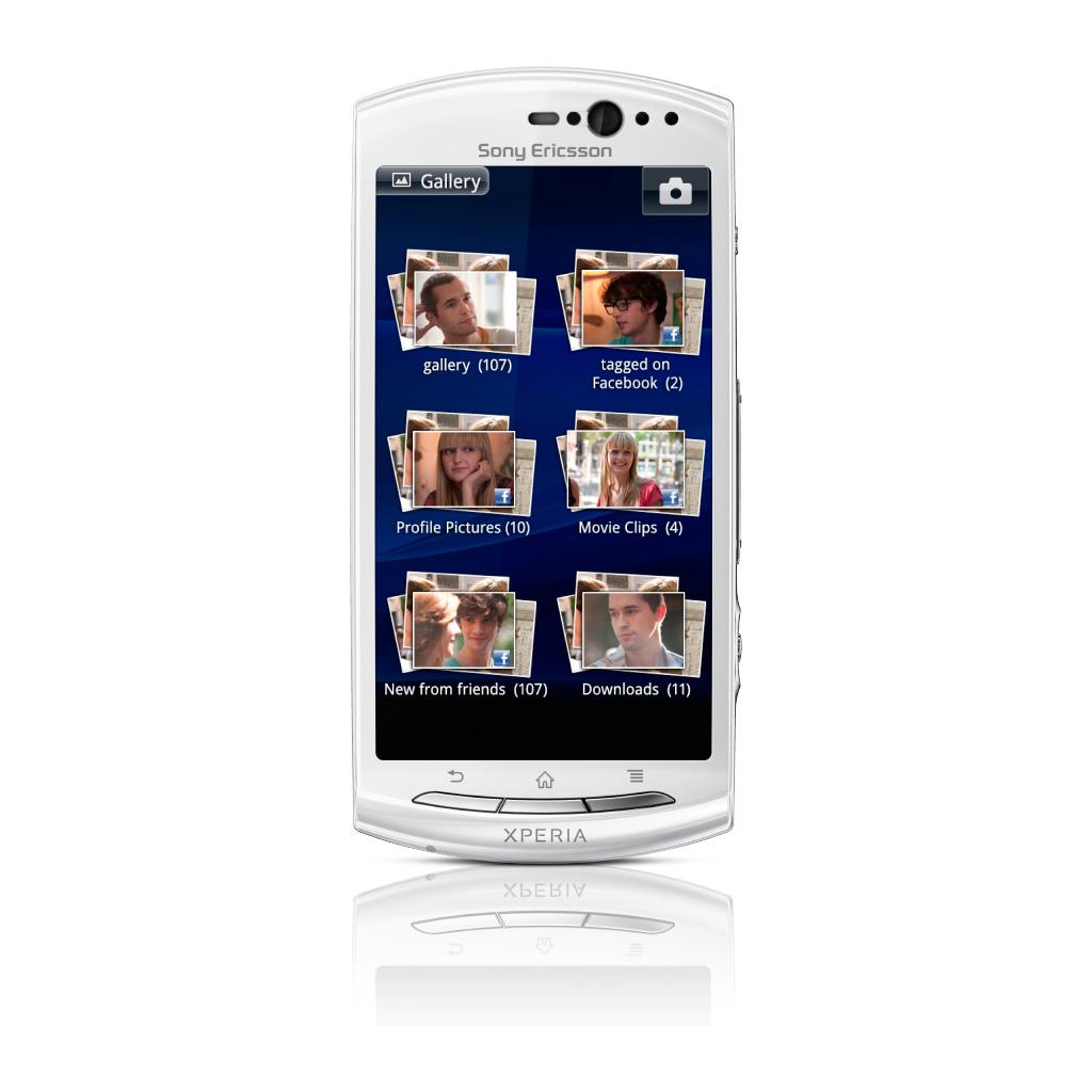 Sony Ericsson Xperia neo V - Specs and Price