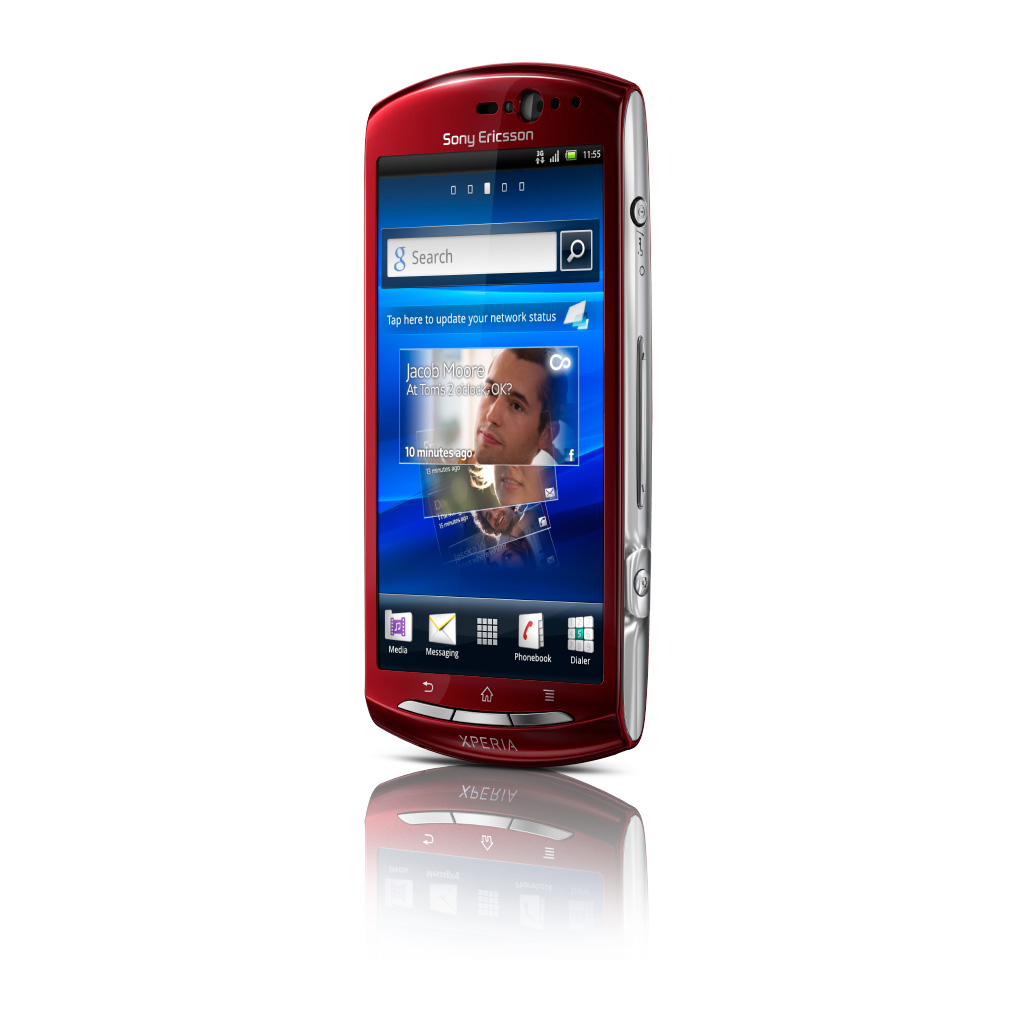 Sony Ericsson Xperia neo V - Specs and Price - Phonegg