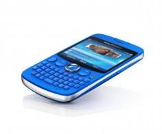 Sony Ericsson txt photo