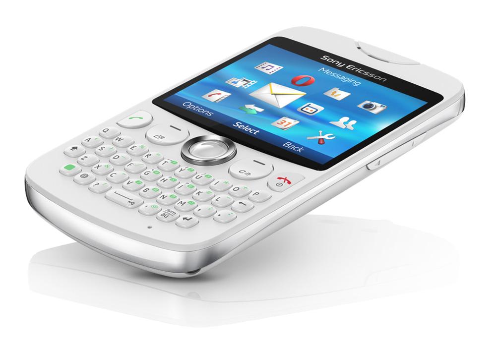 Sony Ericsson txt - Specs and Price