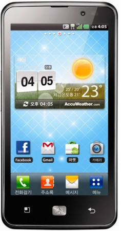 LG Optimus LTE SU640 photo