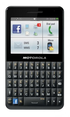 Motorola Motokey Social photo