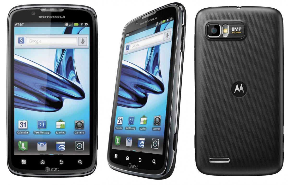 motorola atrix 4g mb860 manual