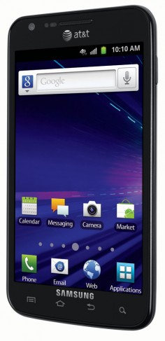 Samsung Galaxy S II Skyrocket i727 photo