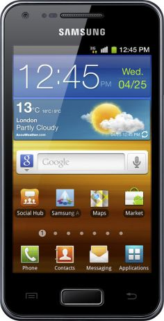 Samsung I9070 Galaxy S Advance foto