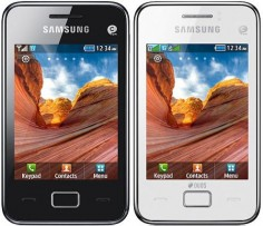 Samsung Star 3 Duos S5222 photo