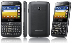 Samsung Galaxy Y Pro Duos B5512 photo