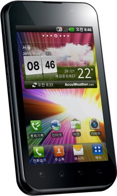 LG Optimus Q2 LU6500 photo