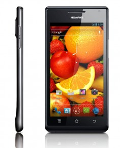 Huawei Ascend P1 photo