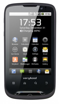 Verykool S700 photo