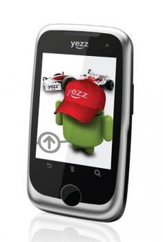 Yezz Andy 3G 2.8 YZ11 photo