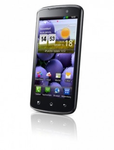 LG Optimus TrueHD LTE P936 photo