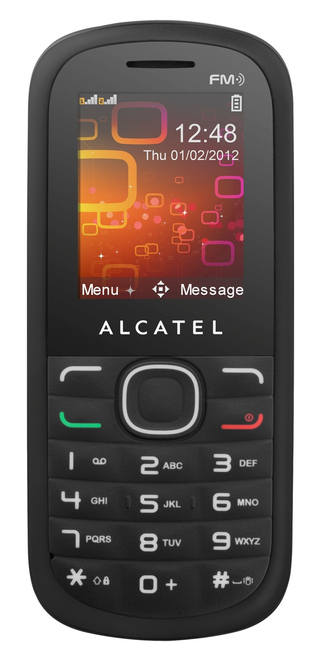 alcatel ot 318d specs and price phonegg. Black Bedroom Furniture Sets. Home Design Ideas