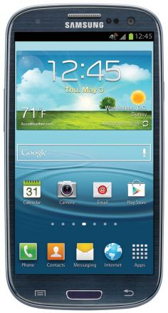 Samsung Galaxy S3 GT-i9300 16GB photo