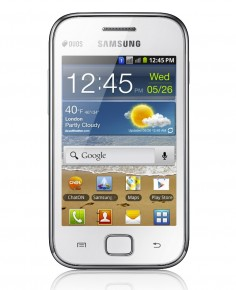 Samsung Galaxy Ace Duos photo