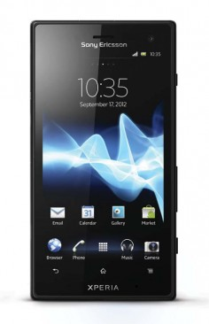 Sony Xperia acro HD SO-03D صورة