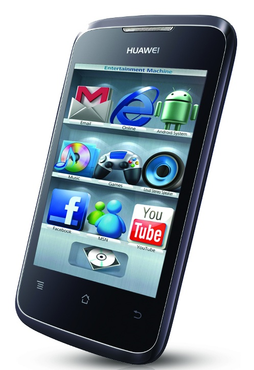 Huawei Ascend Y200 - Specs and Price