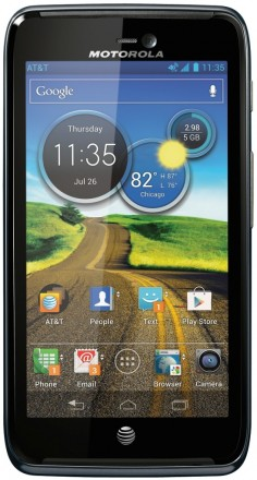 Motorola ATRIX HD MB886 photo