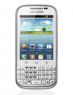 Samsung Galaxy Chat B5330 photo