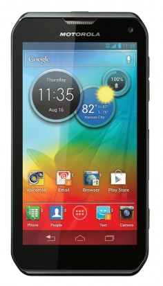 Motorola photon Q 4G LTE XT897 photo