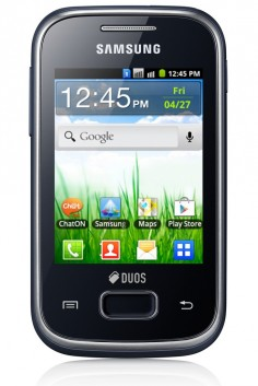 Samsung Galaxy Pocket Duos S5302 photo