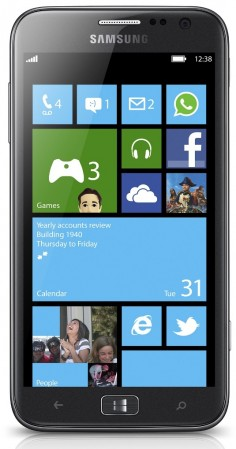 Samsung Ativ S 16GB photo