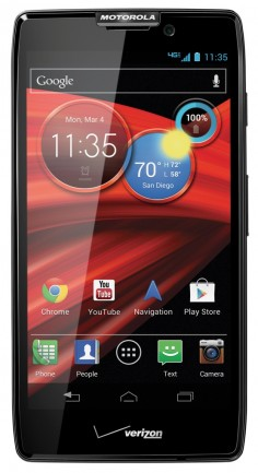 Motorola DROID RAZR MAXX HD photo