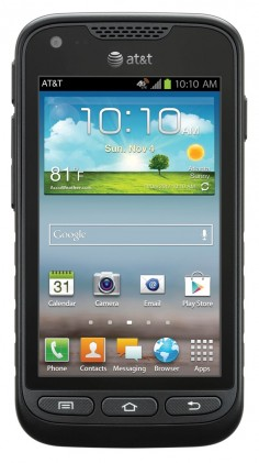 Samsung Galaxy Rugby Pro I547 photo