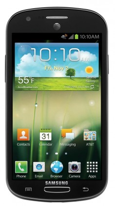 Samsung Galaxy Express I437 photo