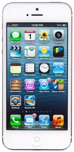 Apple iPhone 5 GSM A1428 64GB foto