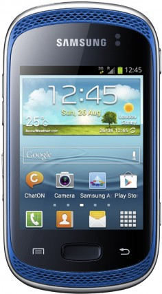 Samsung Galaxy Music S6010 photo