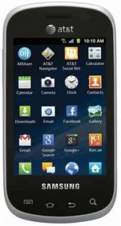 Samsung Galaxy Appeal I827 photo