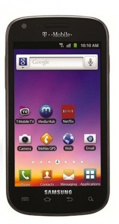 Samsung Galaxy S Blaze 4G T769 photo