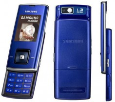 Samsung SGH-J600 photo