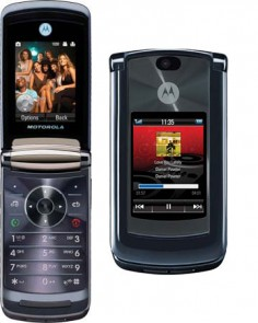 Motorola RAZR2 V8 photo