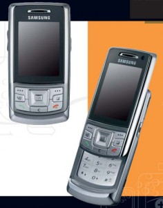 Samsung SGH-Z630 photo