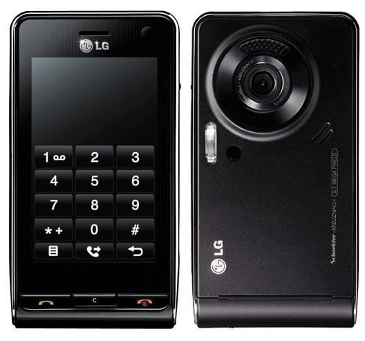 Lg Ku990 Viewty - Specs And Price