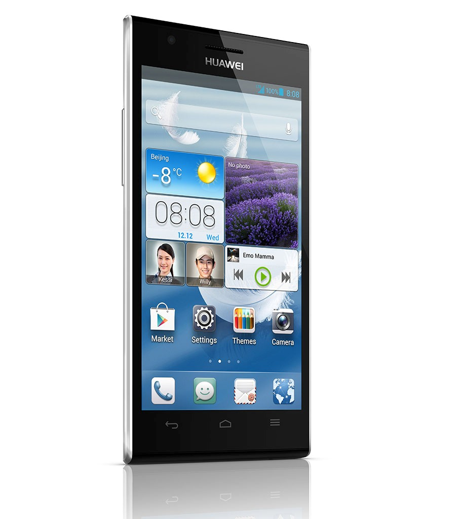 Huawei Ascend P2 - Specs and Price