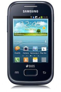 Samsung Galaxy Y Plus S5303 photo