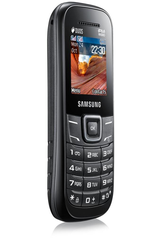 Samsung E1207t - Specs And Price
