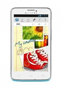 Alcatel One Touch Scribe Easy photo