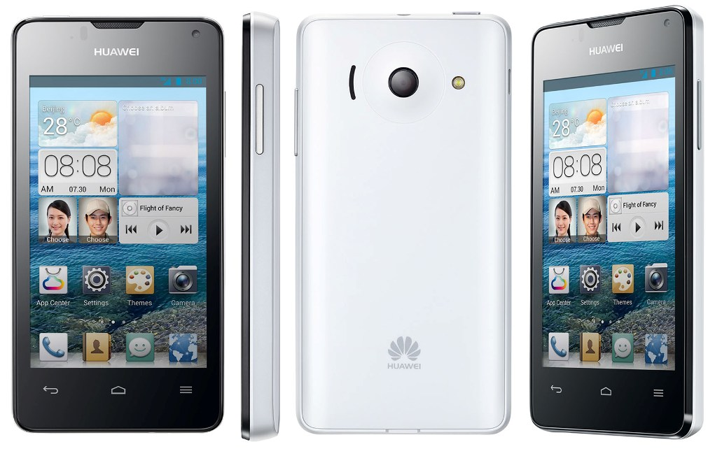 Huawei Ascend Y300-0100 - Specs And Price