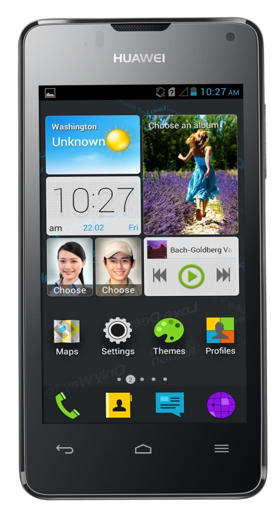 Huawei Ascend Y300-0151 - Specs and Price - Phonegg