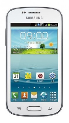 Samsung Galaxy Trend II Duos S7572 photo