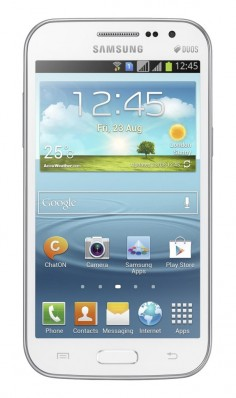Samsung Galaxy Win I8550 photo
