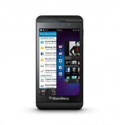 BlackBerry Z10 STL100-4 photo